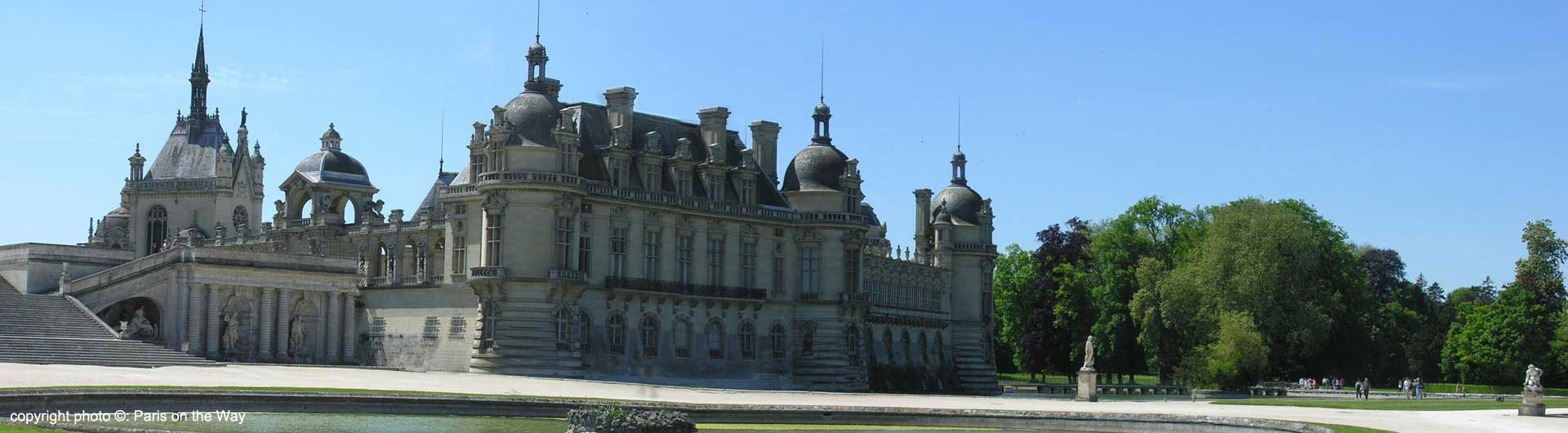 EL PALACIO DE CHANTILLY